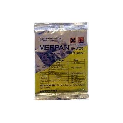 MERPAN 80 WDG (15g, 150g, 1 kg, 5 kg)