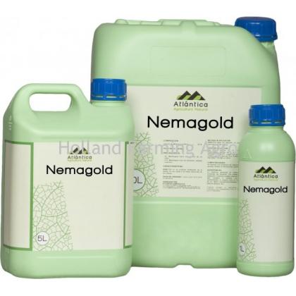NEMAGOLD Biostimulator cu actiune impotriva nematozilor din sol