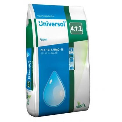Universol  Verde - 23+6+10+3MgO+ME pentru dezvoltarea plantelor
