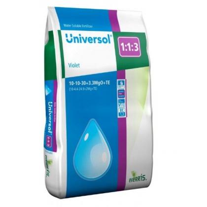Universol  Violet - 10+10+30+2MgO+ME condensarea cresterii si inflorire
