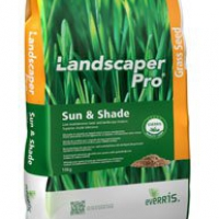 Seminte profesionale de gazon - Landscaper Pro Everris - Soare si umbra