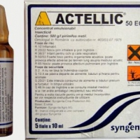 ACTELLIC 50 EC (10 ml, 100 ml, 1l )