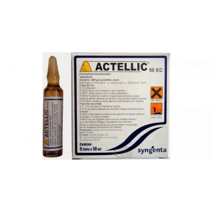 ACTELLIC 50 EC (10 ml, 100 ml, 1l )