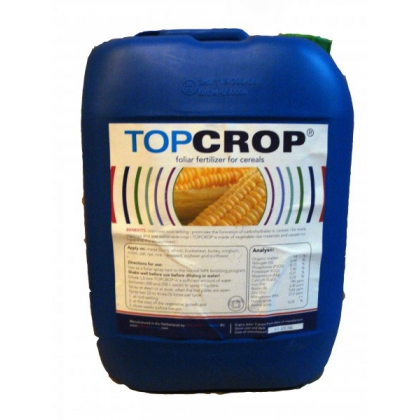 Ingrasamant natural superconcentrat pentru fertilizare foliara - TOPCROP