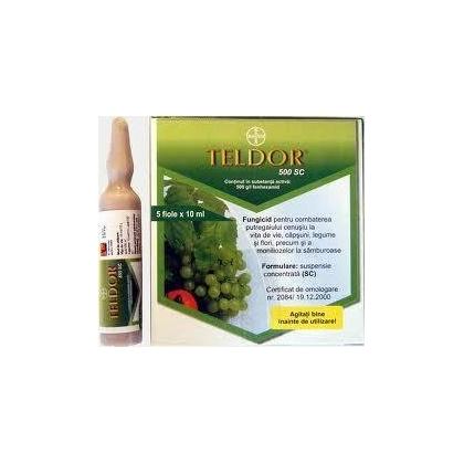 TELDOR 500 SC (10 ml, 100 ml, 1l, 5l )