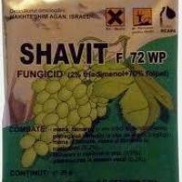 SHAVIT F 72 WP (20g, 200g, 1 kg si 5 Kg)